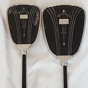Other - Art Deco Brush and Mirror Vanity Set 1930s